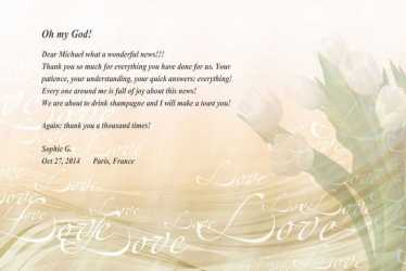 Annulment Letter